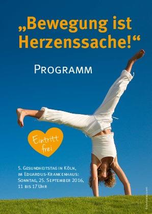 5. Kölner Gesundheitstag @ Eduardus Krankenhaus Köln Deutz | Köln | Nordrhein-Westfalen | Deutschland
